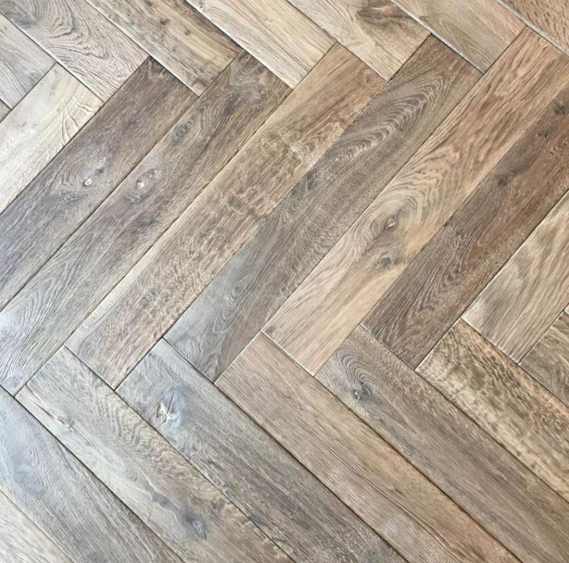 Parquet Flooring - Herringbone