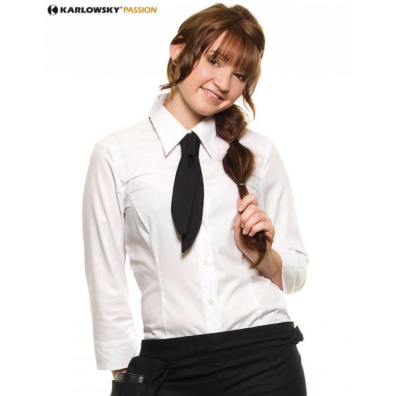 Blouse Slim Fit Hanna S-L - Femme