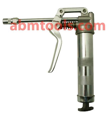 Grease Guns Pistol Type - Professional Mini - A grease gun is a common workshop and garage tool used for lubrication.
