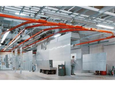 Modulares Leichtkransystem Demag KBK - Modular und flexibel – für Traglasten bis zu 3.200 kg - Demag KBK
