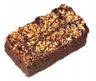Double chocolate brownie - Pastried ready baked