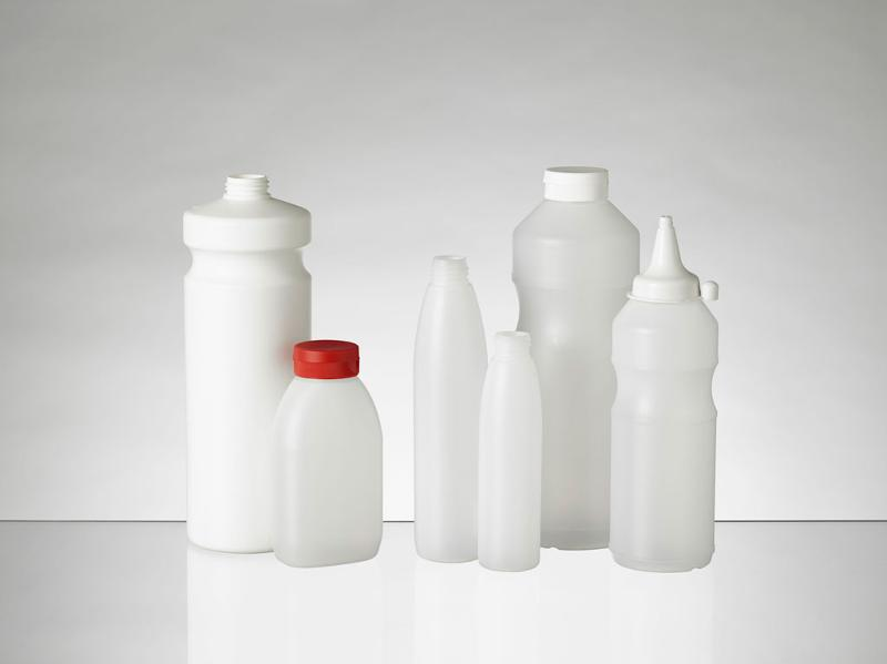 Dressing bottles - Shaped bottles