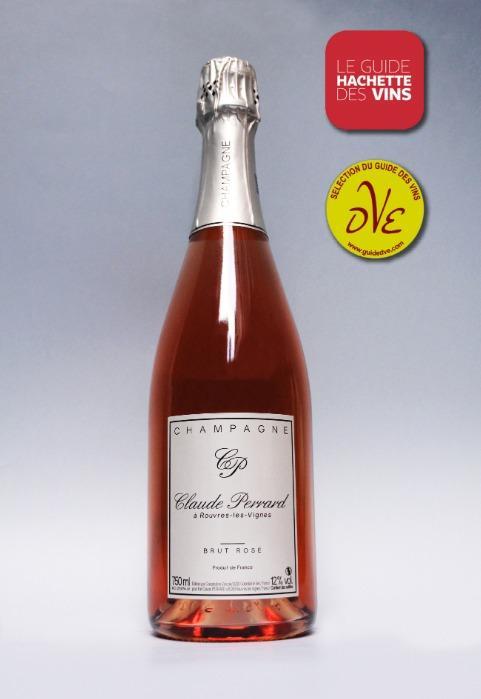 Champagne Claude PERRARD Brut Rosé -