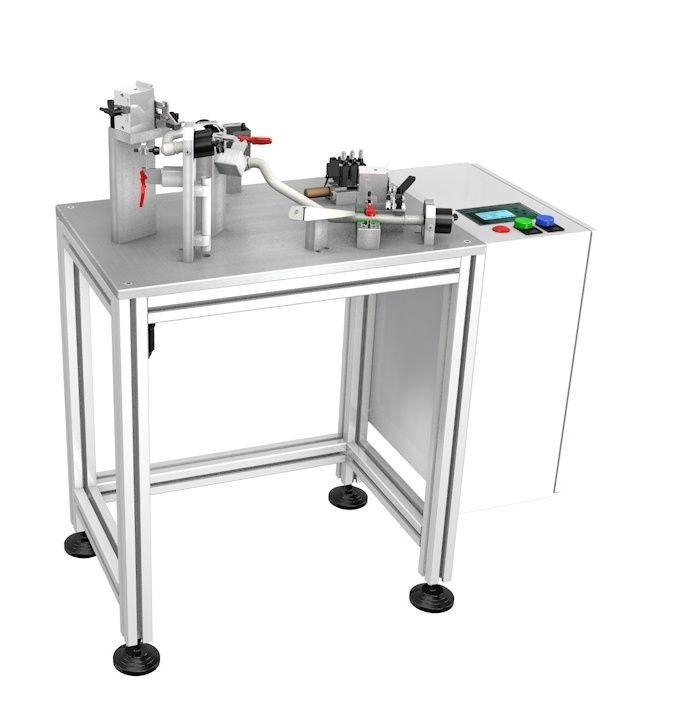 Differential pressure testing device - Assembly and testing systems