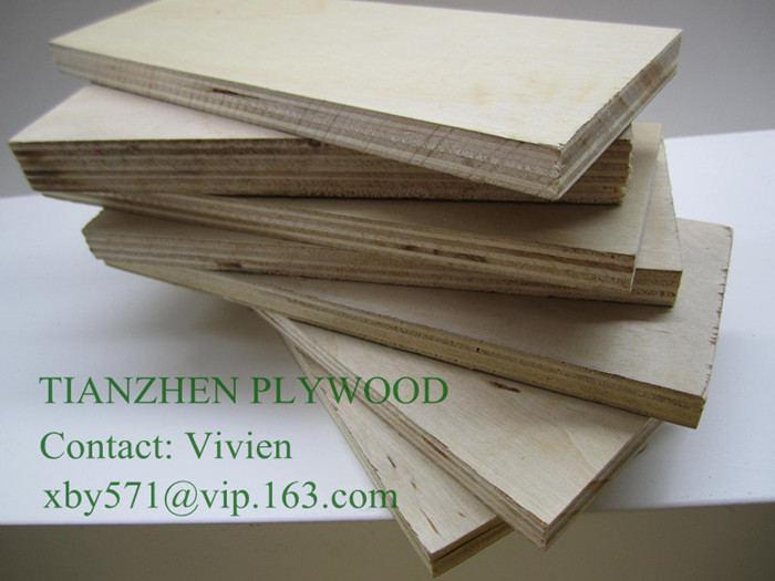 Hardwood Plywood - Interial and exterial use