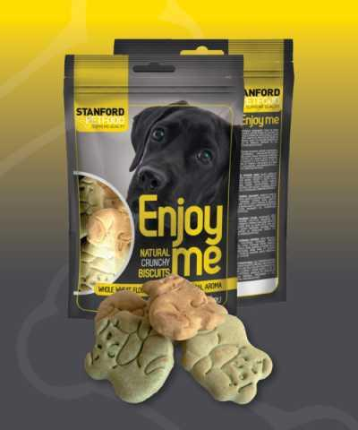 Dog's biscuits - Natural crunchy biscuits