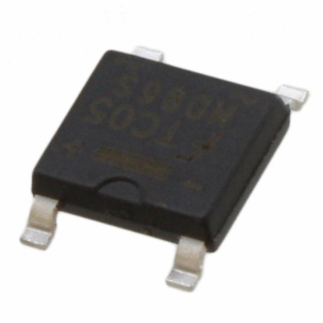 IC BRIDGE DIODE 600V 4-MICRODIP - Fairchild/ON Semiconductor MDB6S