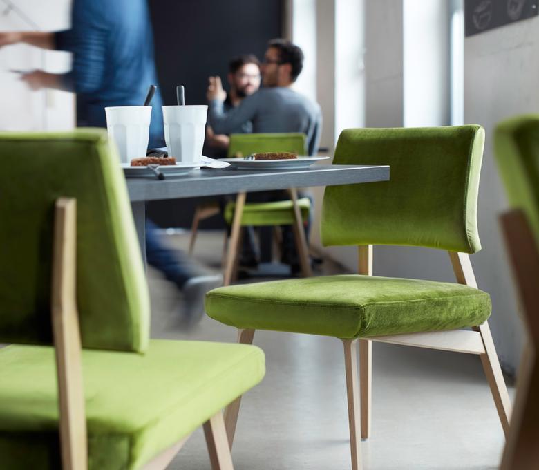 chaises - LINDSAY UNI H47 -A