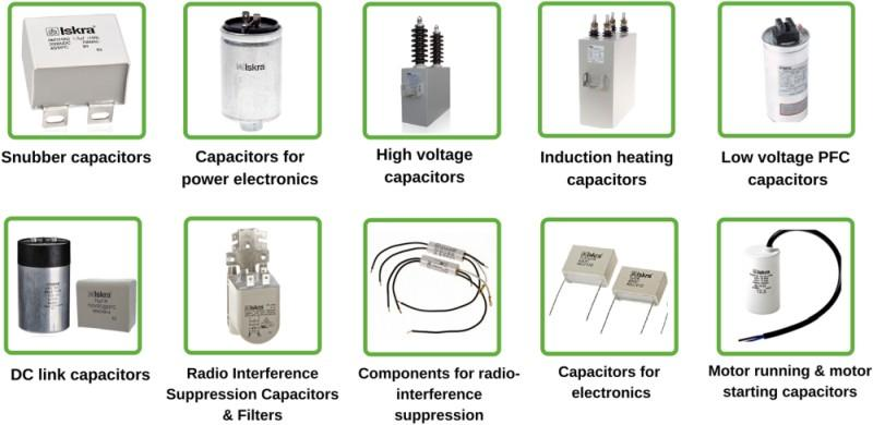 Capacitors - Capacitors are used throughout electrical engineering and electronics.