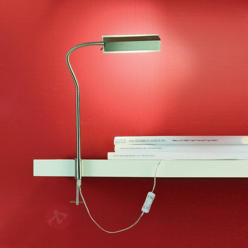 Lampe à pince fonctionnelle Silas avec LED - Lampes à poser LED