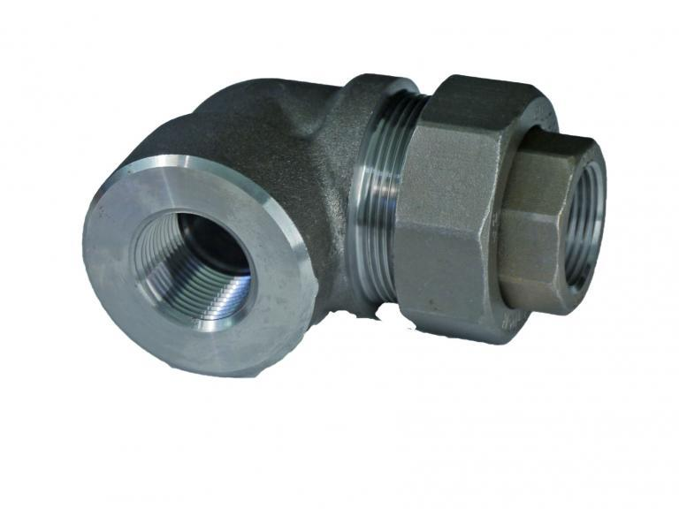 Screw connections - Fittings