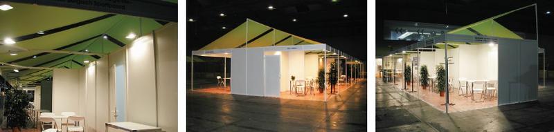 Design shell scheme stand