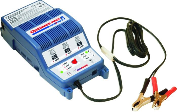 OptiMATE Pro-S - 12 Volt 2-4 Amp