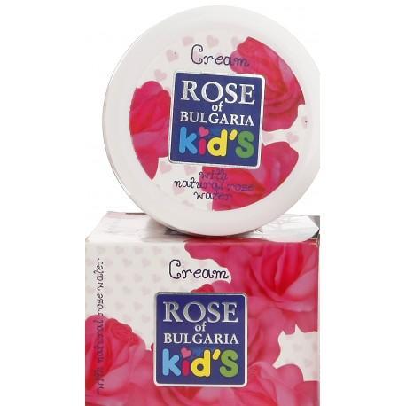 Crème de jour à la rose pour enfants - Soin corps