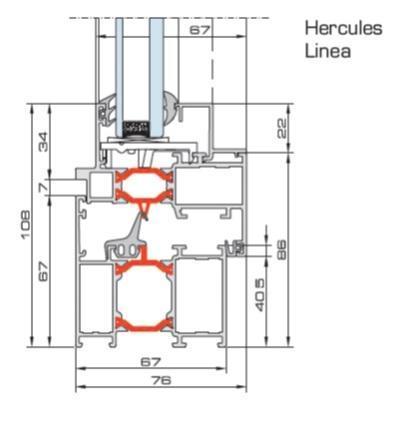 window-and-door-systems blyweert-aluminium hercules - aluminium-joinery