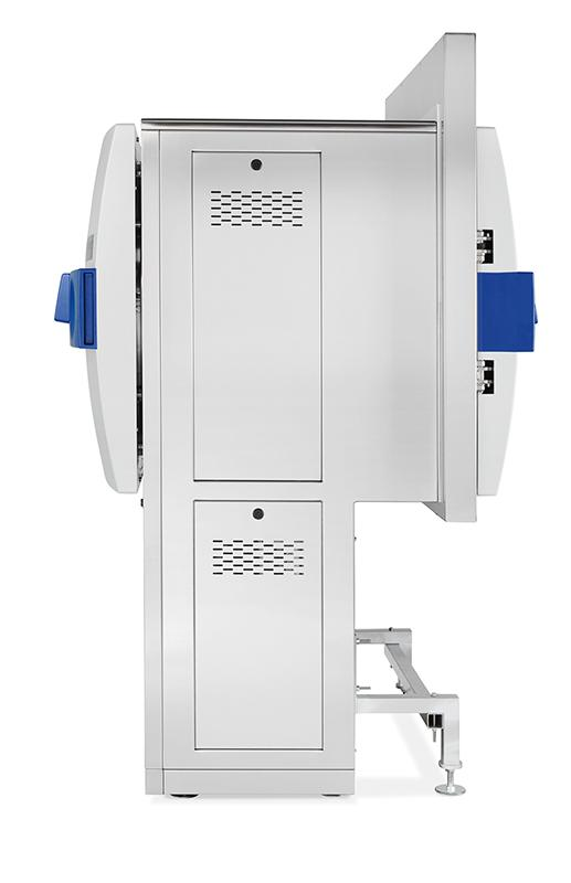 Systec H-Series 2D Autoclaves - Pass-through autoclaves Systec H-Series 2D