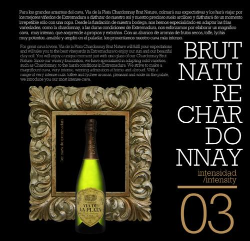 Chardonnay Brut Nature - Chardonnay Brut Nature