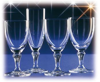 service de verres 48 pcs Tulpia - 101313