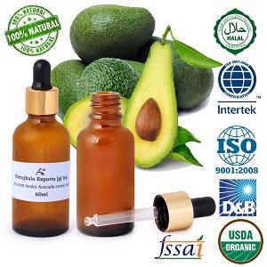 Ancient healer Avocado Oil 60 ml - Avocado Oil  carrier oil essential oil