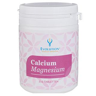 Calcium Magnesium 250 Tablets - null