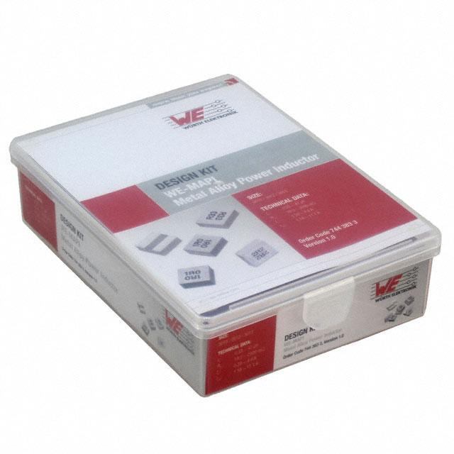 WE-MAPI DESIGN KIT - Wurth Electronics Inc. 7443833