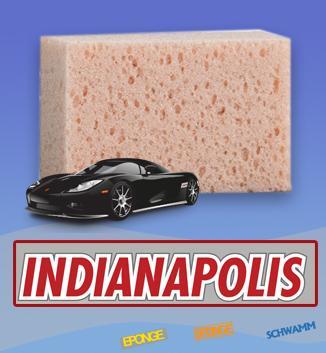 Spugna auto Indianapolis