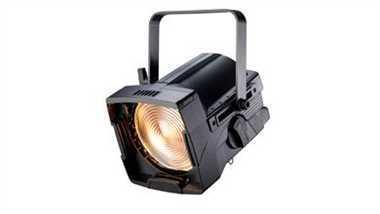 Halogen spotlights - ETC Source Four Fresnel, black