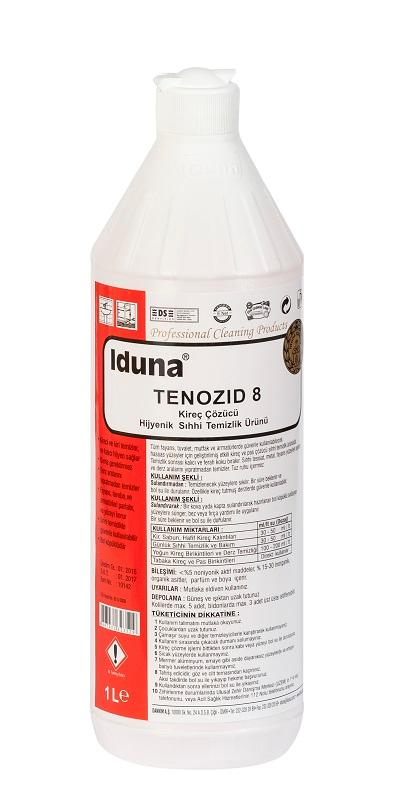 TENOZID 8 - Lime Removing Sanitary Cleaning Product