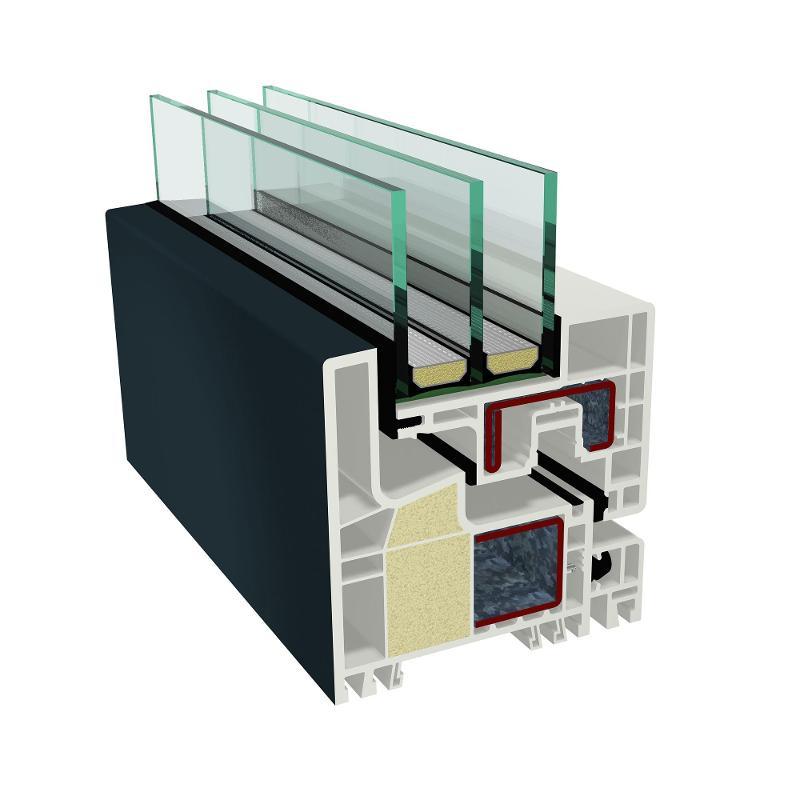 pvc-windows gealan kubus - pvc-joinery
