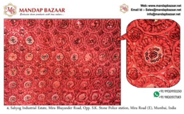 Fabrics - Flower Fabric