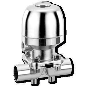 GEMÜ 650 - Válvula de diafragma de acionamento pneumático
