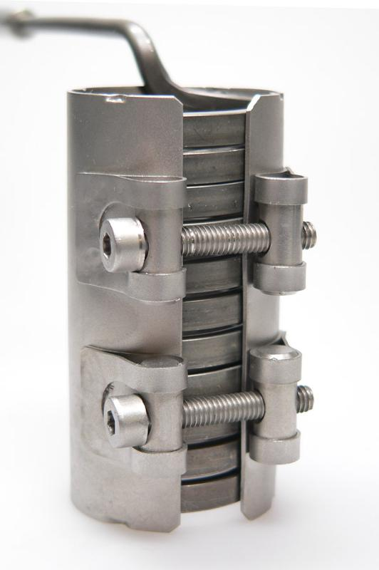 Nozzle Heaters - HotCoil with Clamp Band