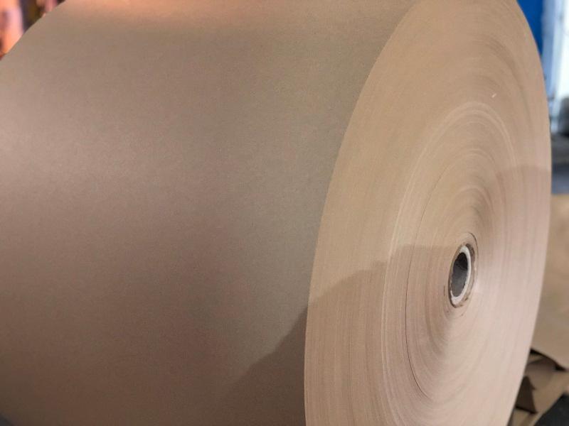 Продам крафт бумагу 40г/м2 - Продам крафт бумагу 40г/м2