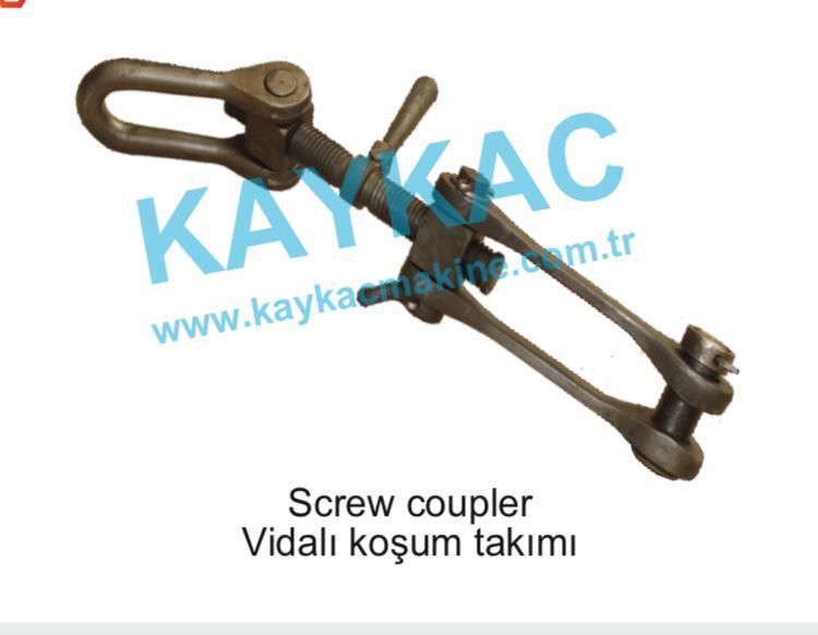 screw coupler  -