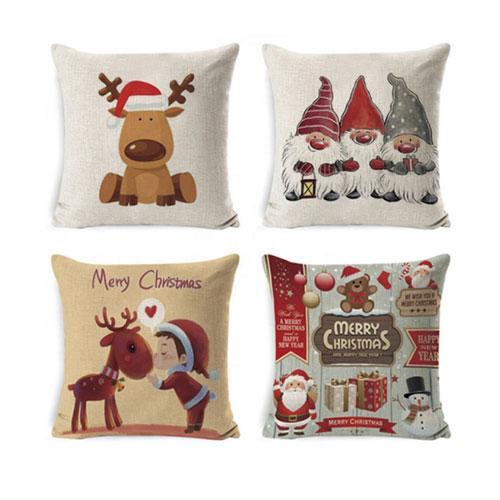 Creative decorative Plush baby animal Sequins unicorn pillow for children gifts - Plush