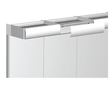 Modular shop rack systems & instore interior shelving design - Fascias