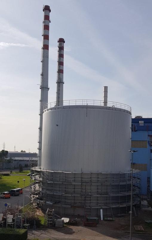 Lipp® Thermal Storage Tanks Large Volume - LIPP TANKS