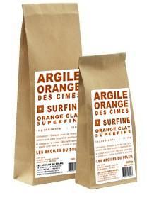 Argile orange - null