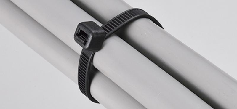Cable Ties - Outside Serrated, Polyamide, 200mm, 4.8mm