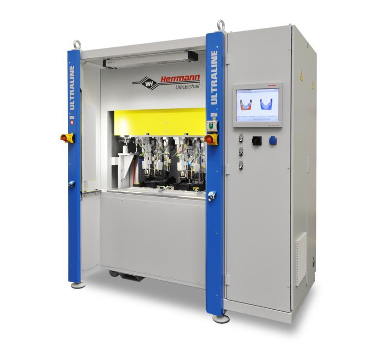 ULTRALINE - H-frame press