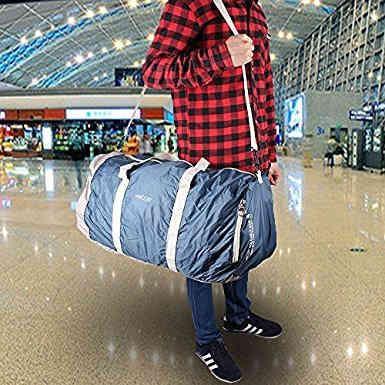 210D Nylon folding backpack - full printing color