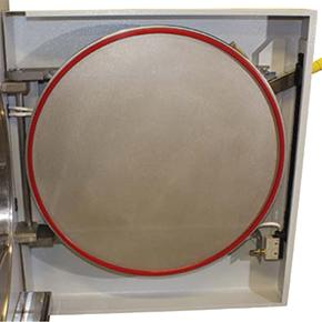 Front Loading Autoclaves - Front Loading 200L Vacuum