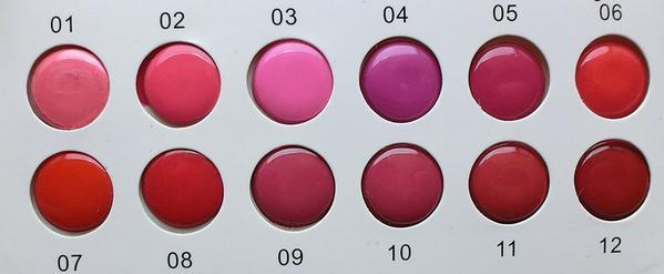 Cosmetics - MATTE LIPSTICK, MOISTENED LONG LAST LS-003