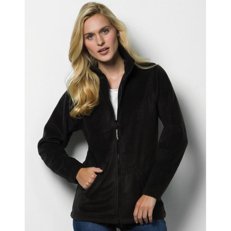 Polaire Full Zip Active femme - Manches longues