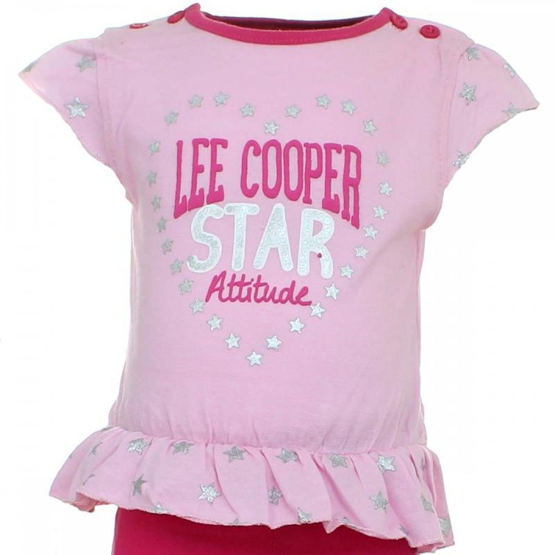 10x Ensembles 2 pieces Lee Cooper du 3 au 24 mois - Vêtement été