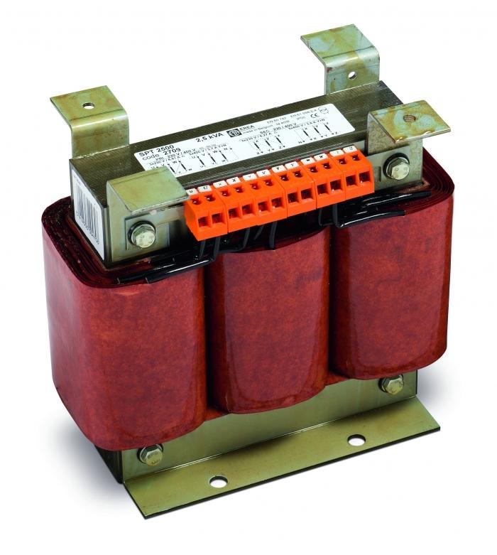 Dreiphasen Transformatoren - SPT2500