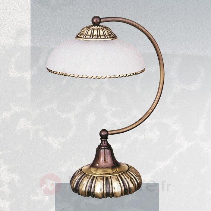 Lampe à poser harmonieuse Bahia - Lampes à poser classiques, antiques