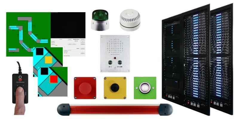 Custody Suite System - Security systems for Police Stations, Prisons, Courts, etc.