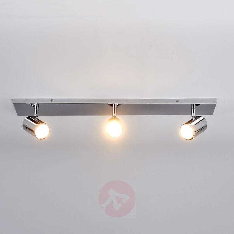 Dejan 3-bulb bathroom ceiling light - Ceiling Lights