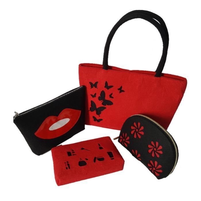 Fabric Cosmetic Bag - RPPO-046